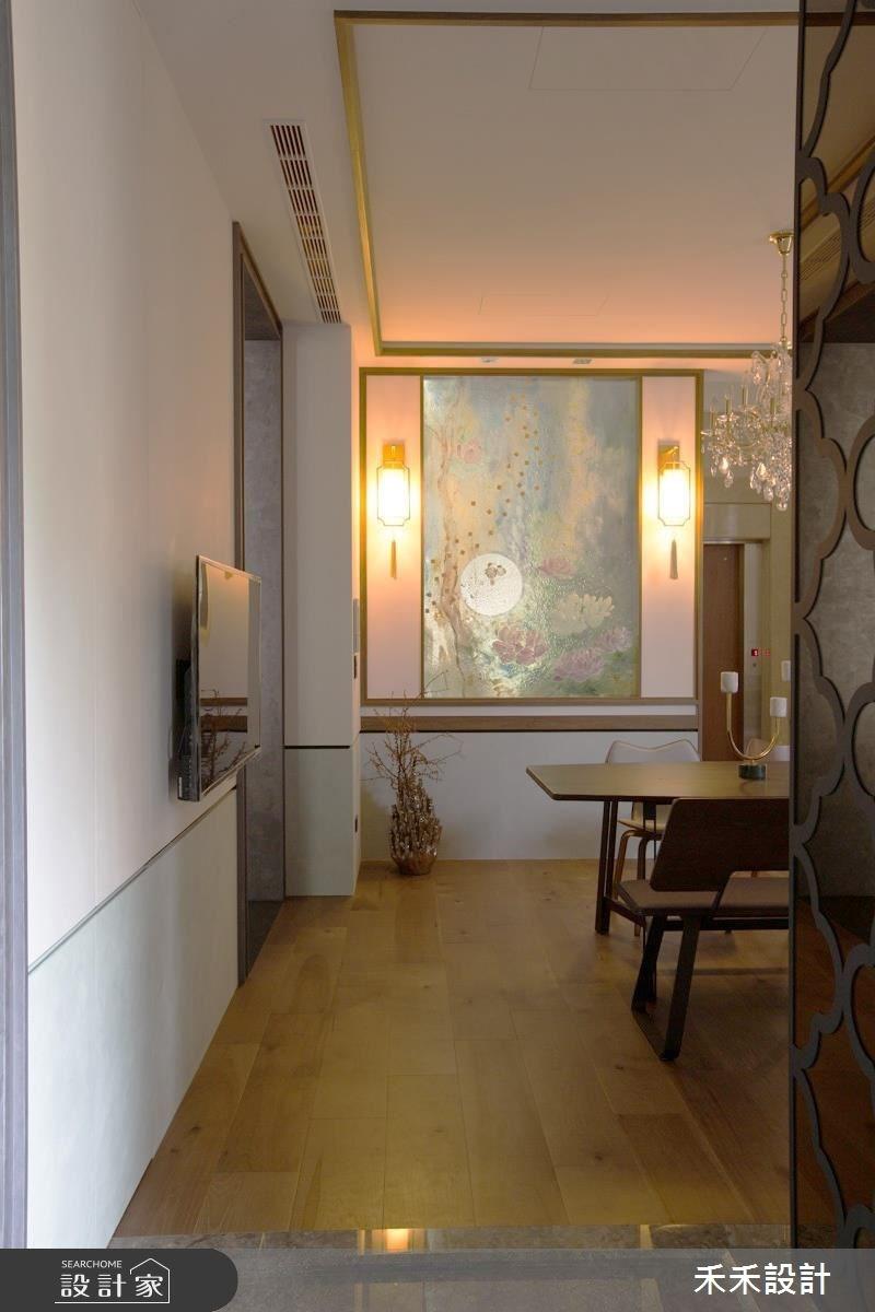 30坪中古屋(5~15年)_新中式風餐廳案例圖片_禾禾設計_禾禾_15之1