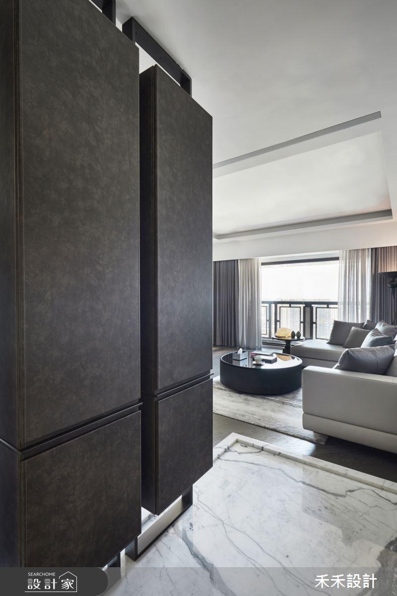 40坪新成屋(5年以下)_現代風玄關案例圖片_禾禾設計_禾禾_20之1