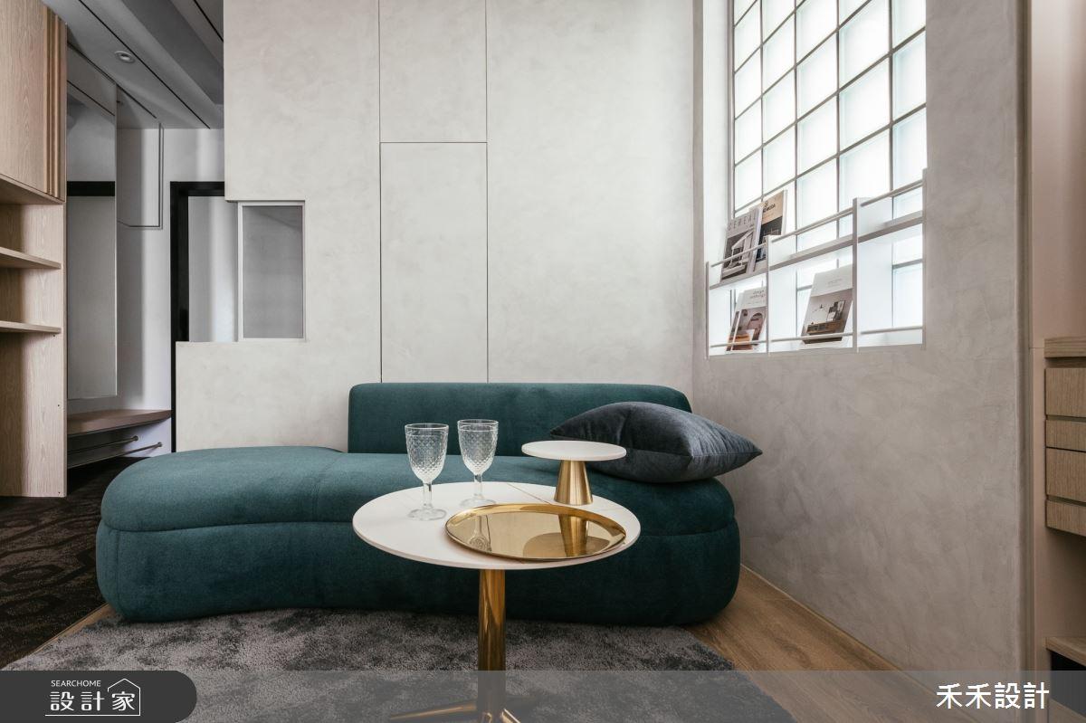 9坪新成屋(5年以下)_現代風案例圖片_禾禾設計_禾禾_26之2
