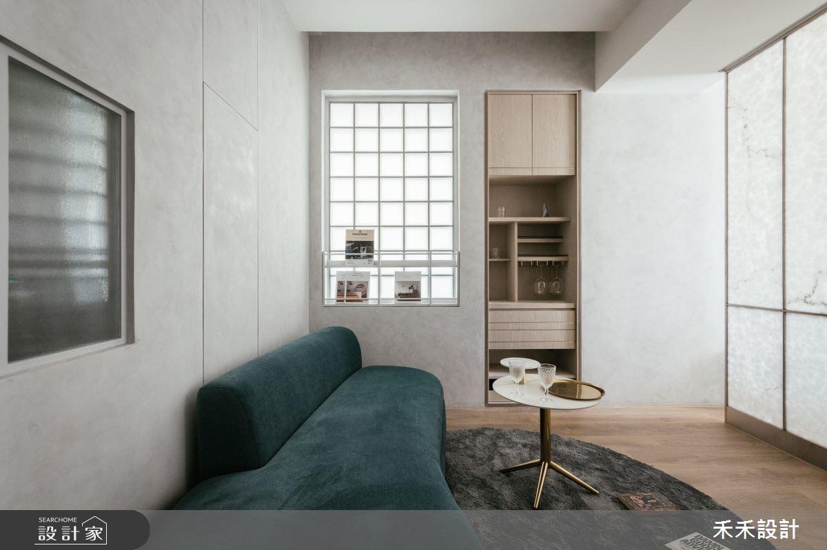 9坪新成屋(5年以下)_現代風案例圖片_禾禾設計_禾禾_26之4