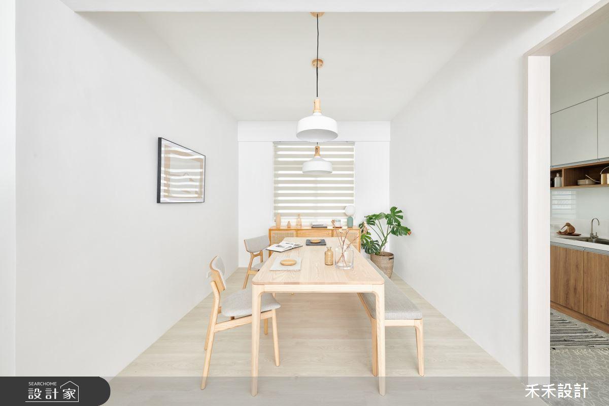 30坪老屋(31~40年)_簡約風餐廳案例圖片_禾禾設計_禾禾_28之4