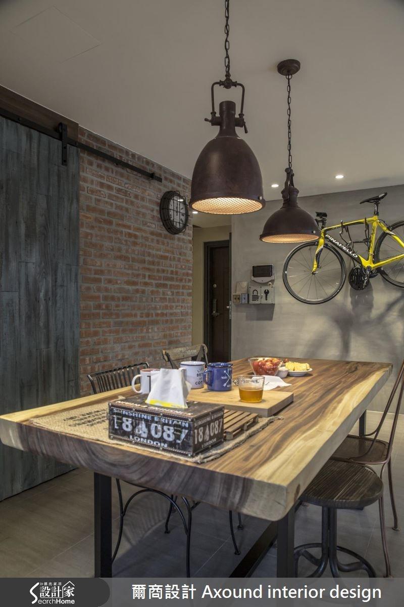 35坪新成屋(5年以下)_工業風案例圖片_爾商設計 Axound interior design_爾商_01之5