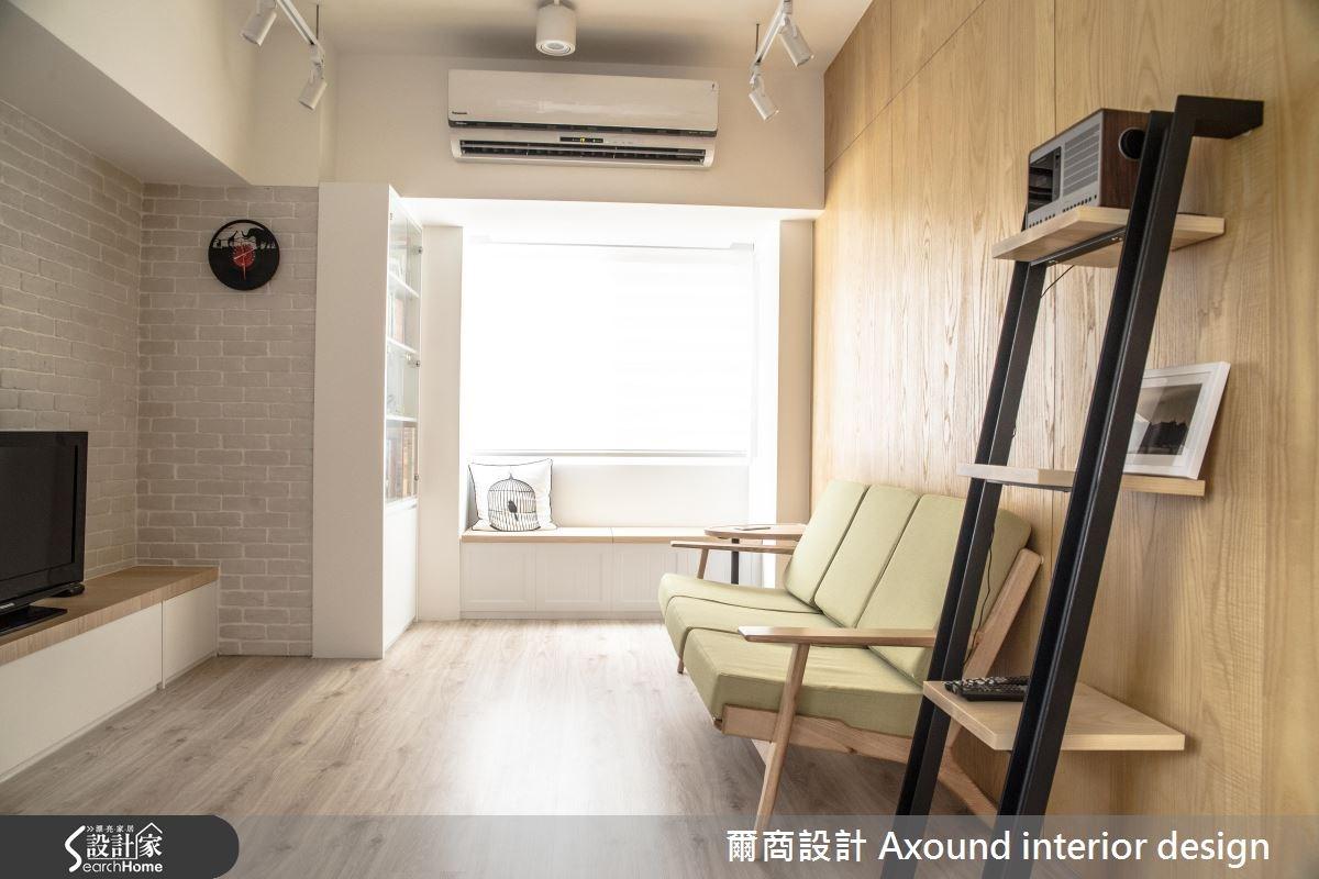 24坪中古屋(5~15年)_北歐風案例圖片_爾商設計 Axound interior design_爾商_02之3