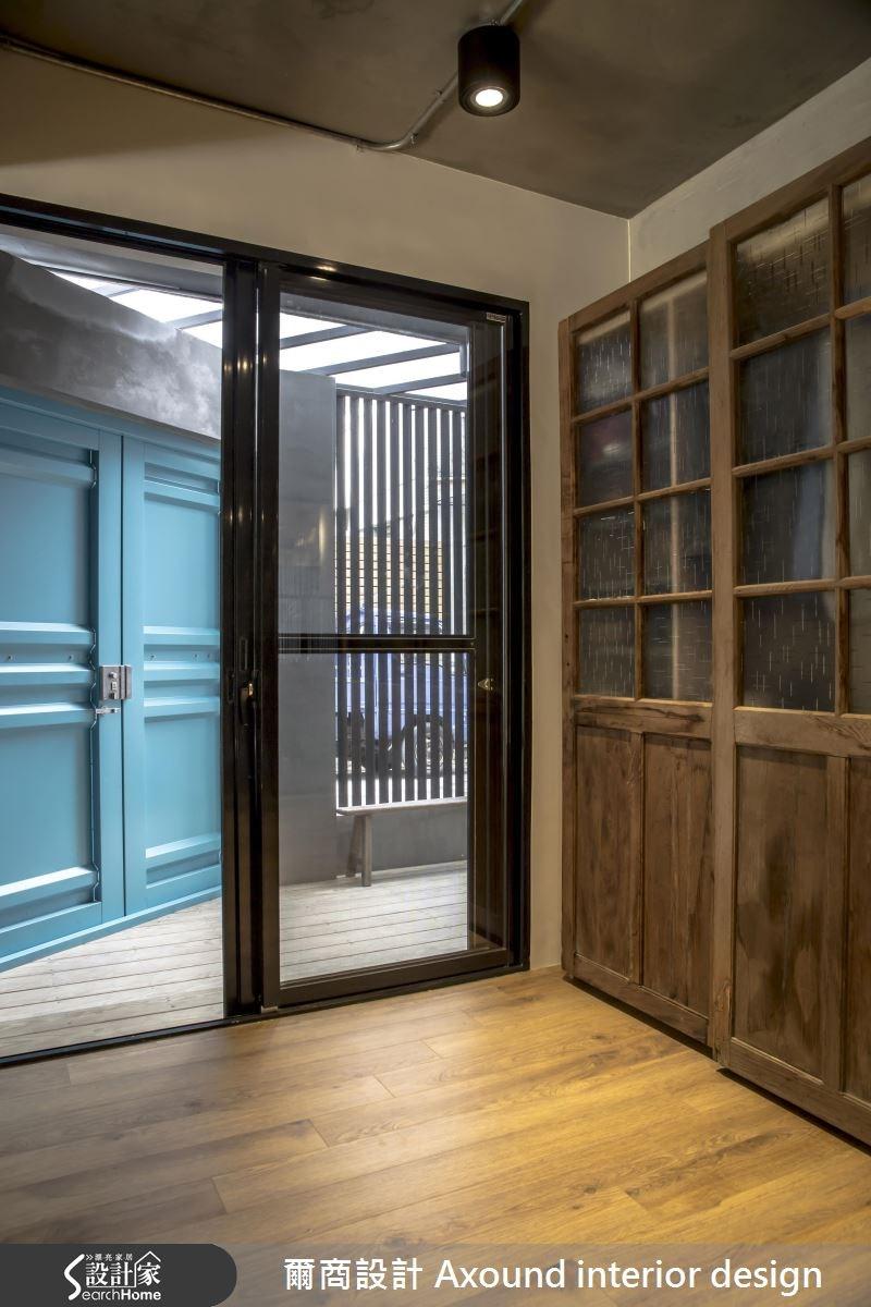 25坪老屋(16~30年)_工業風案例圖片_爾商設計 Axound interior design_爾商_03之1