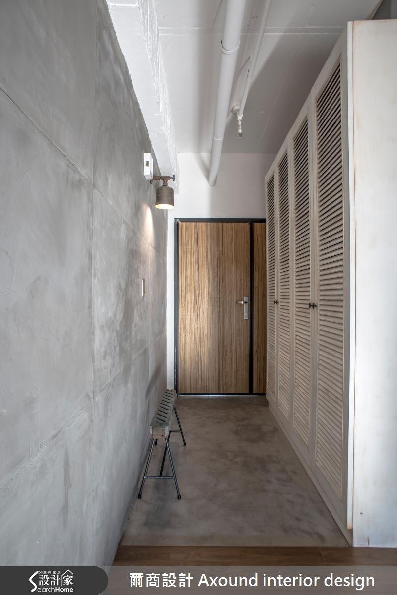 35坪老屋(16~30年)_工業風案例圖片_爾商設計 Axound interior design_爾商_04之1