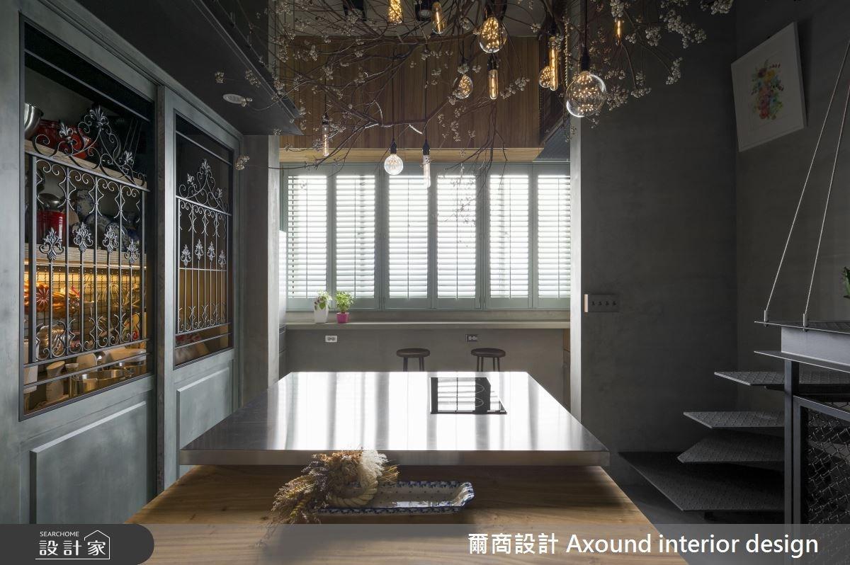 中古屋(5~15年)_工業風吧檯案例圖片_爾商設計 Axound interior design_爾商_05之2