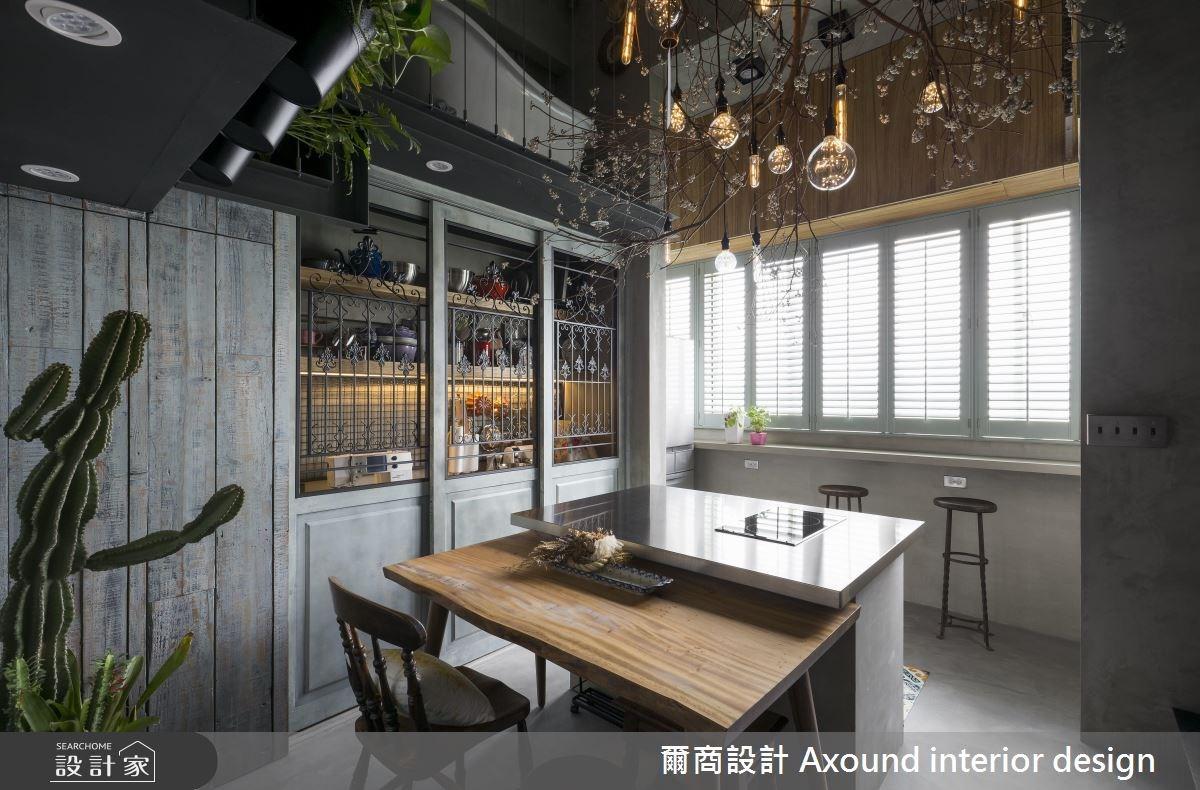 中古屋(5~15年)_工業風吧檯案例圖片_爾商設計 Axound interior design_爾商_05之3