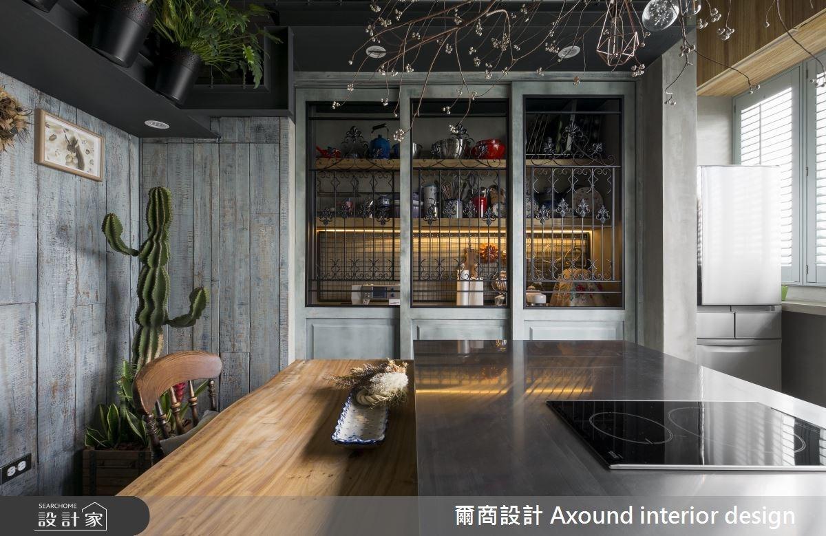 中古屋(5~15年)_工業風吧檯案例圖片_爾商設計 Axound interior design_爾商_05之5