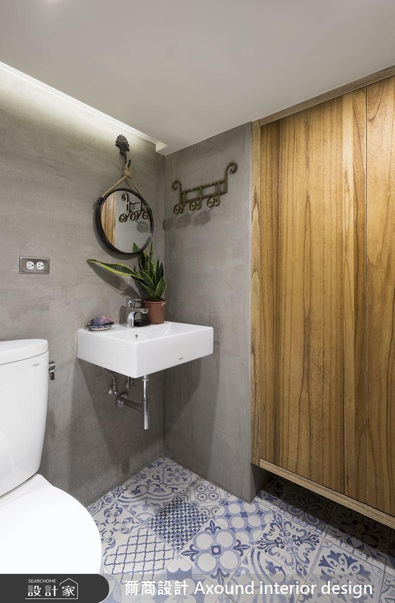 中古屋(5~15年)_工業風案例圖片_爾商設計 Axound interior design_爾商_05之19