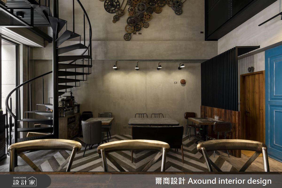 33坪新成屋(5年以下)_工業風案例圖片_爾商設計 Axound interior design_爾商_06之3