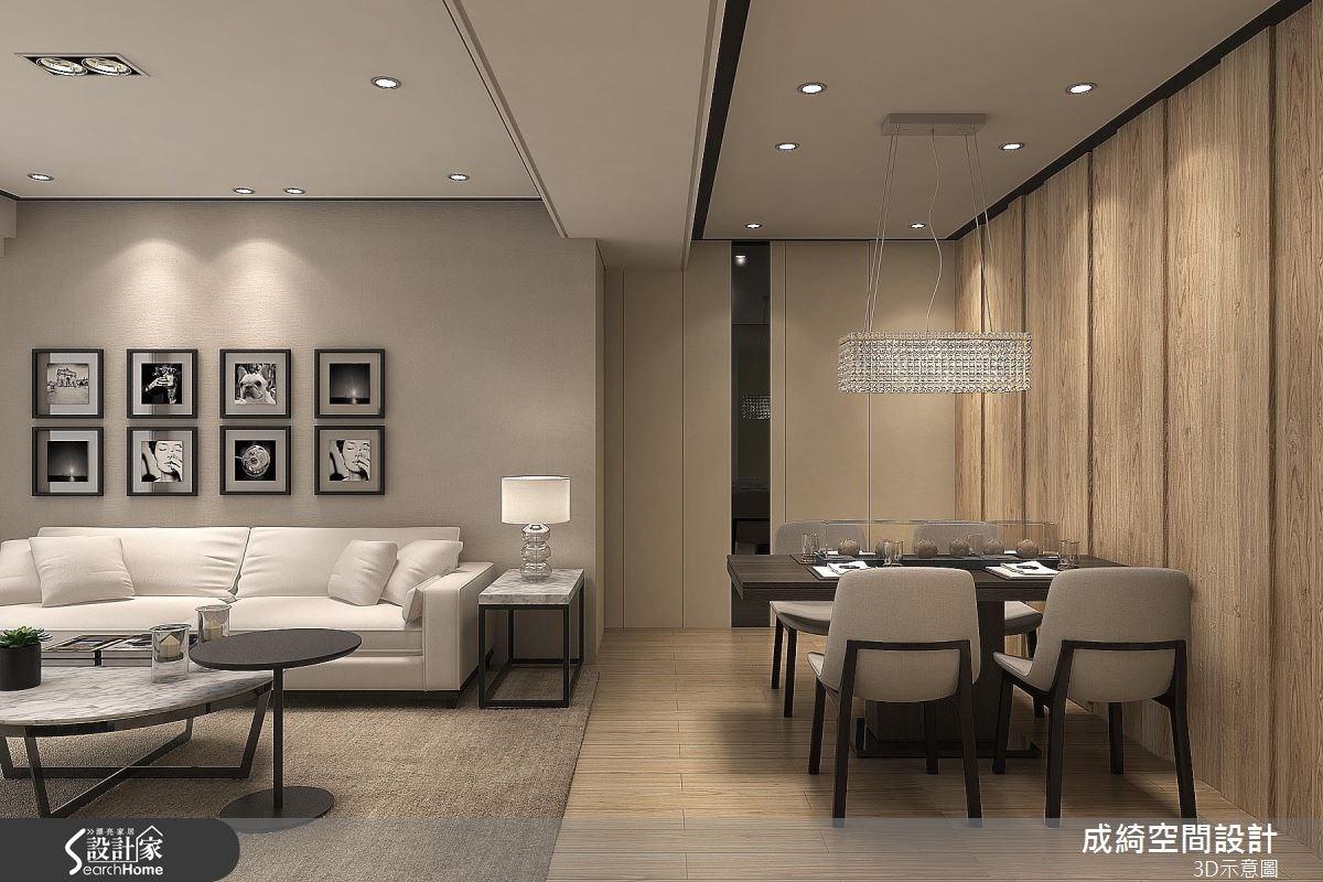 新成屋(5年以下)_現代風案例圖片_成綺空間設計有限公司_成綺_02之2
