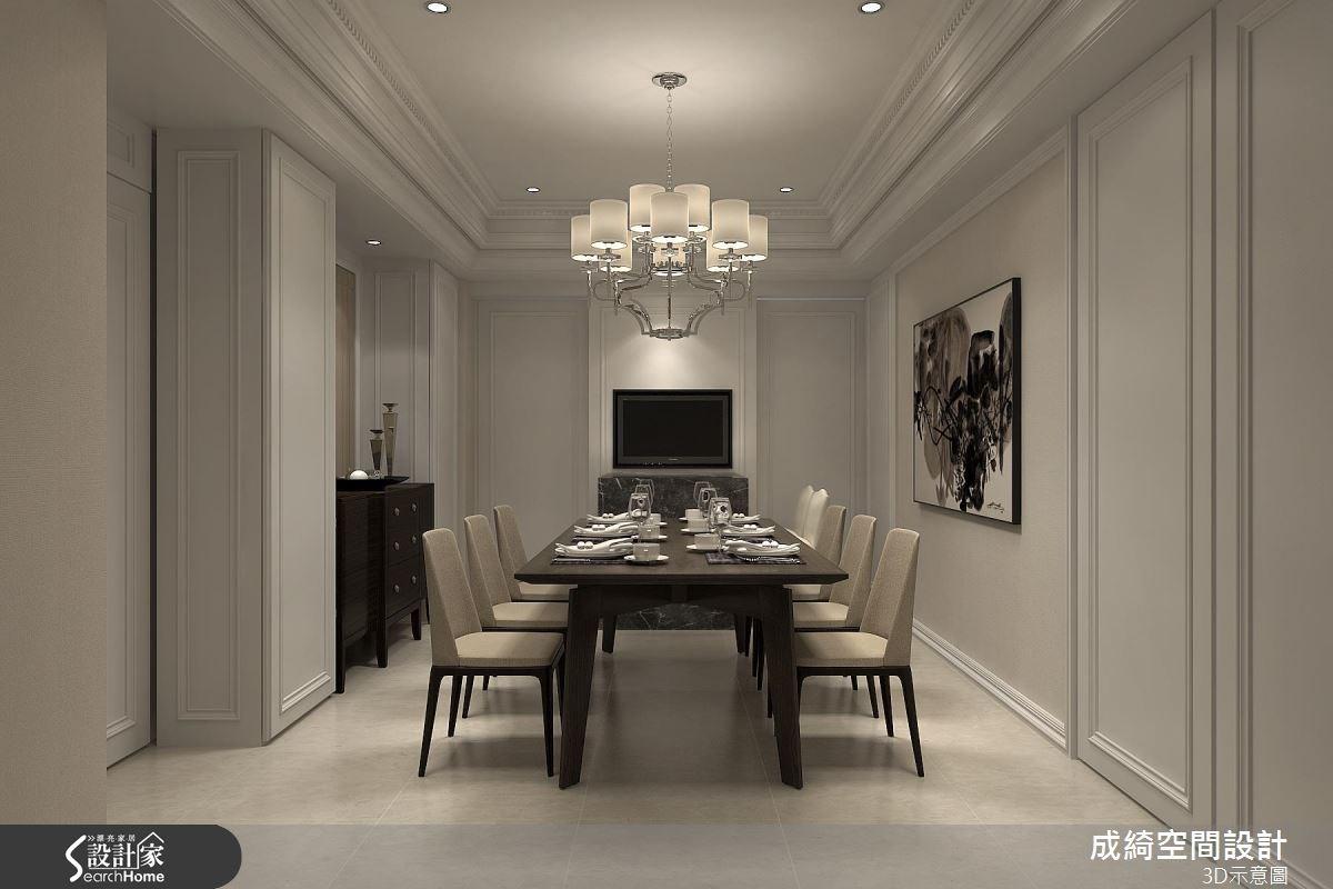 56坪新成屋(5年以下)_新古典案例圖片_成綺空間設計有限公司_成綺_03之2