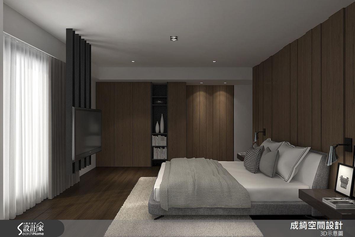 74坪新成屋(5年以下)_現代風案例圖片_成綺空間設計有限公司_成綺_04之3