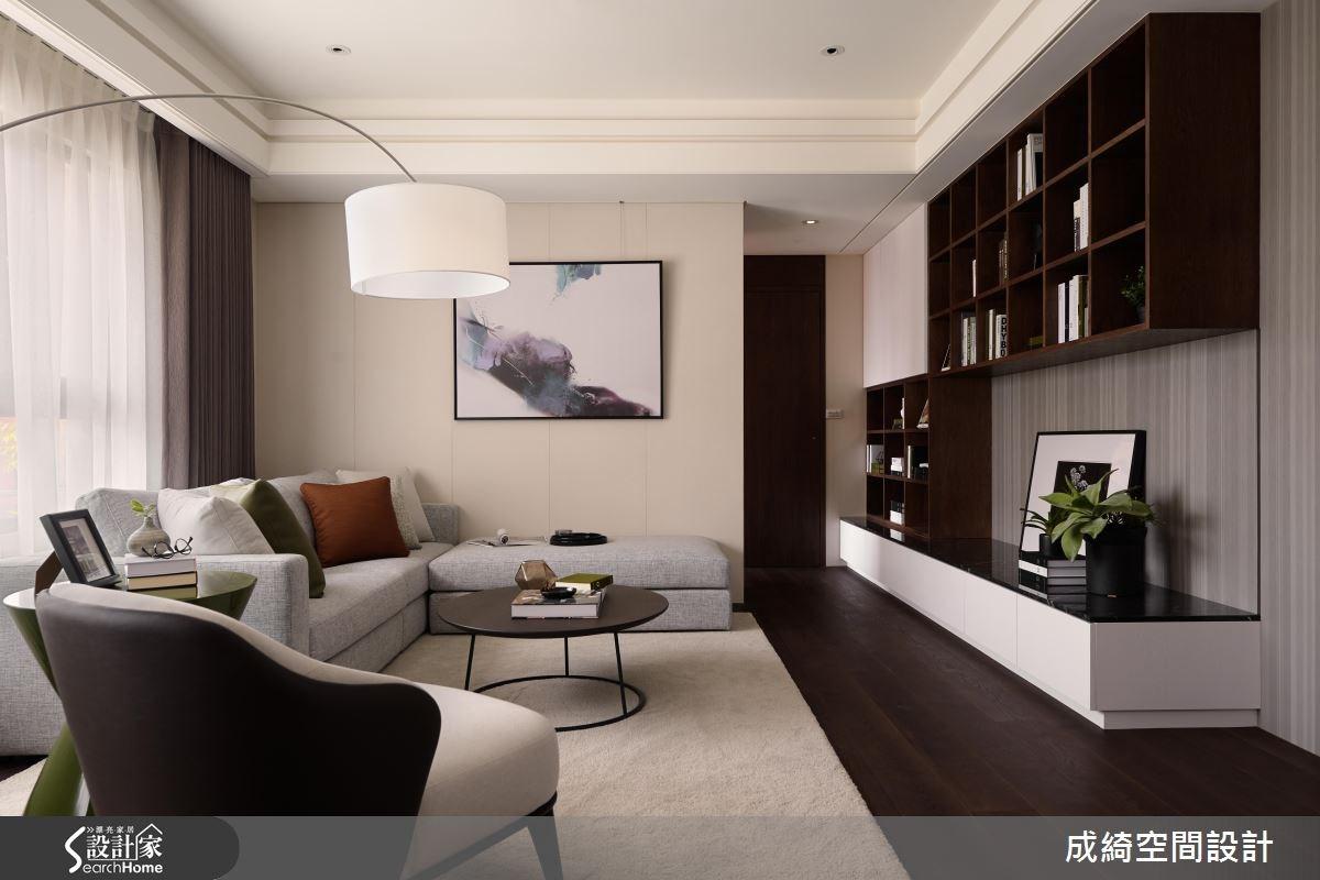 44坪新成屋(5年以下)_現代風案例圖片_成綺空間設計有限公司_成綺_05之2