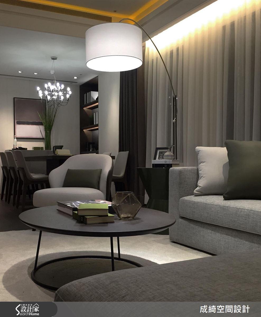 44坪新成屋(5年以下)_現代風案例圖片_成綺空間設計有限公司_成綺_05之3