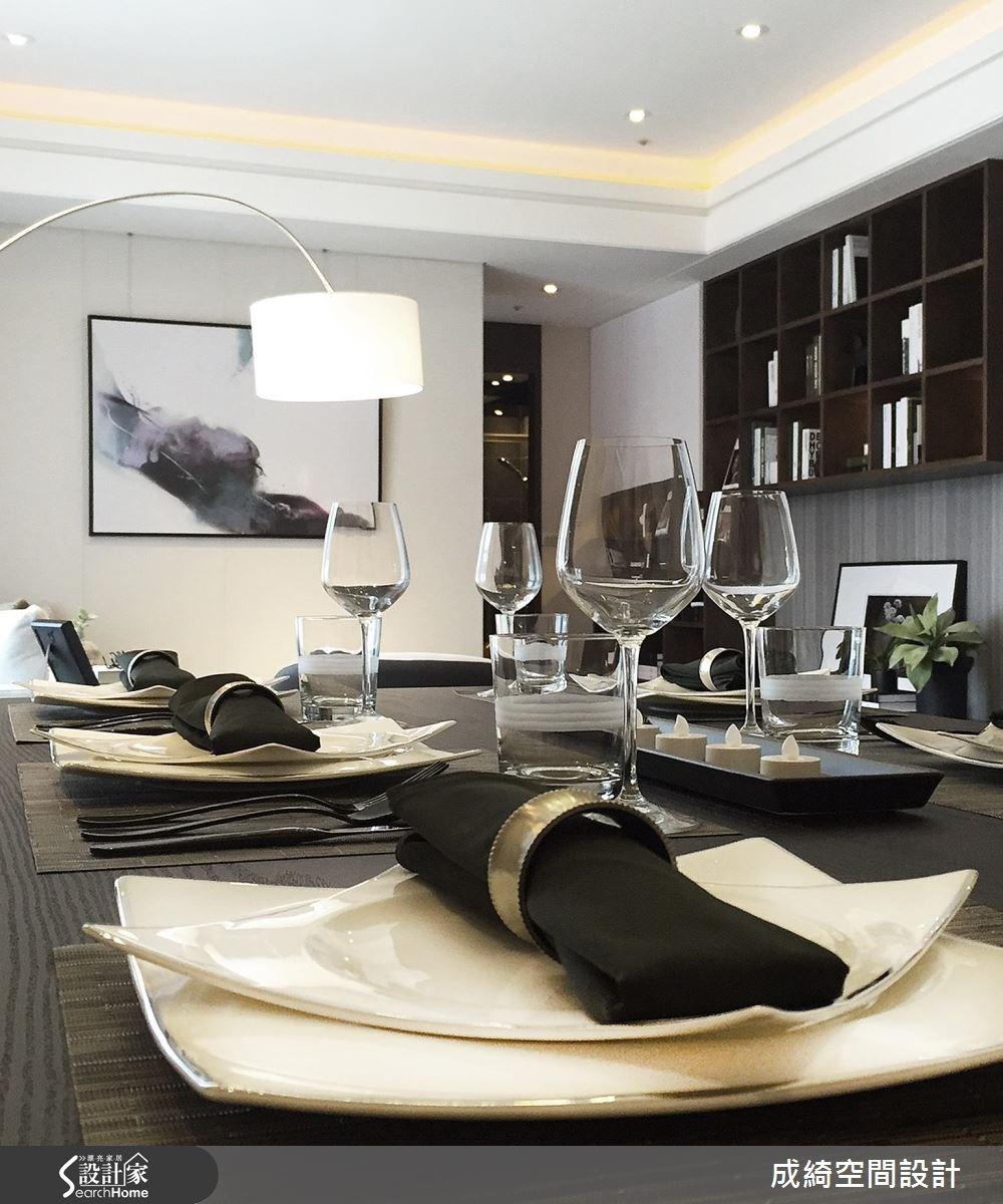 44坪新成屋(5年以下)_現代風案例圖片_成綺空間設計有限公司_成綺_05之5