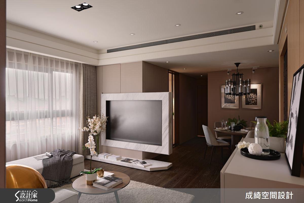 44坪新成屋(5年以下)_現代風案例圖片_成綺空間設計有限公司_成綺_06之2