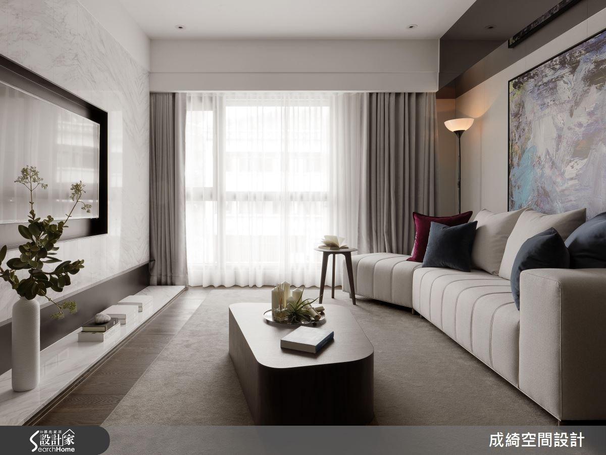 45坪新成屋(5年以下)_現代風案例圖片_成綺空間設計有限公司_成綺_07之1