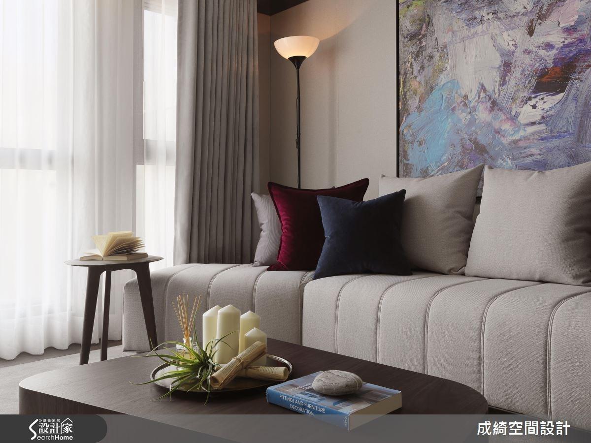 45坪新成屋(5年以下)_現代風案例圖片_成綺空間設計有限公司_成綺_07之3