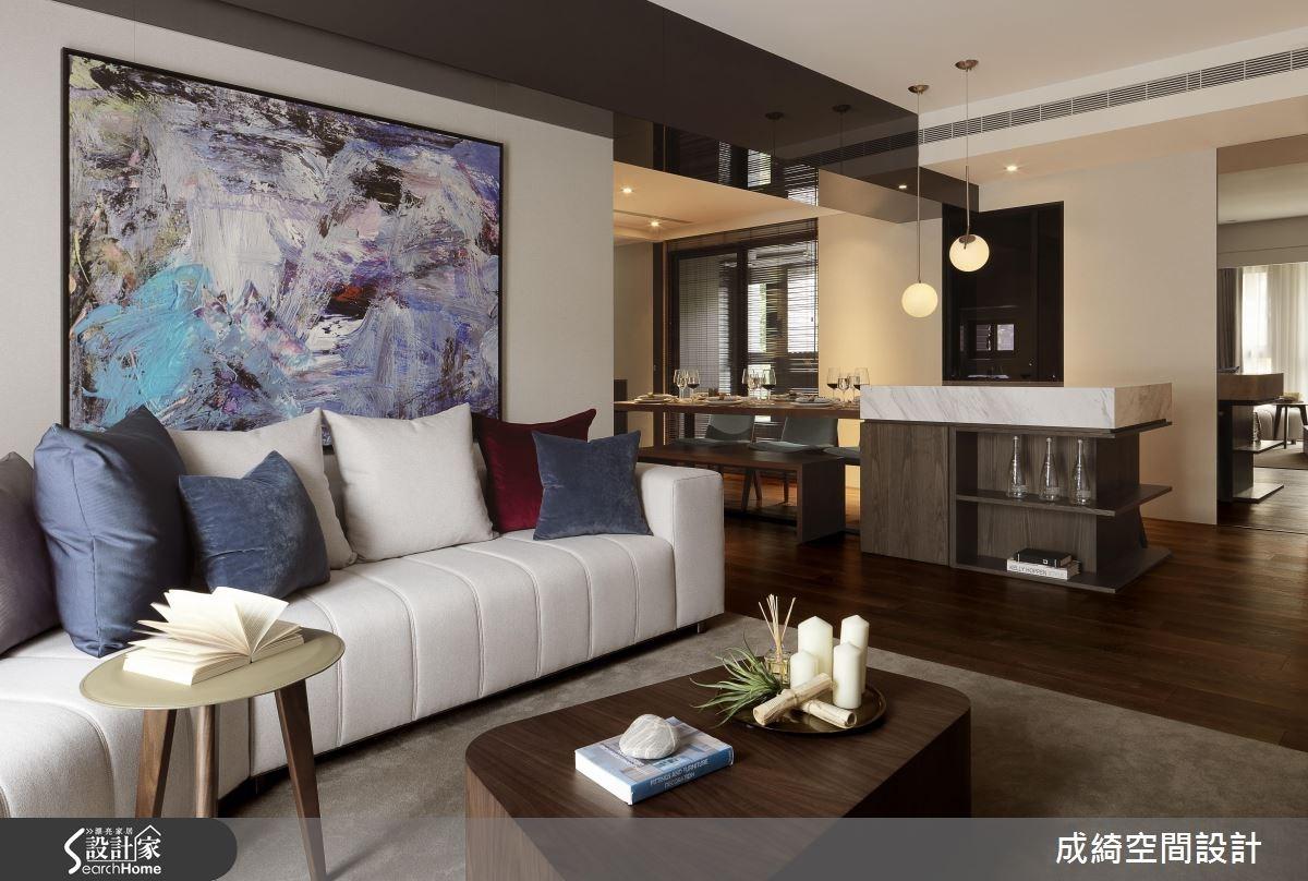 45坪新成屋(5年以下)_現代風案例圖片_成綺空間設計有限公司_成綺_07之4