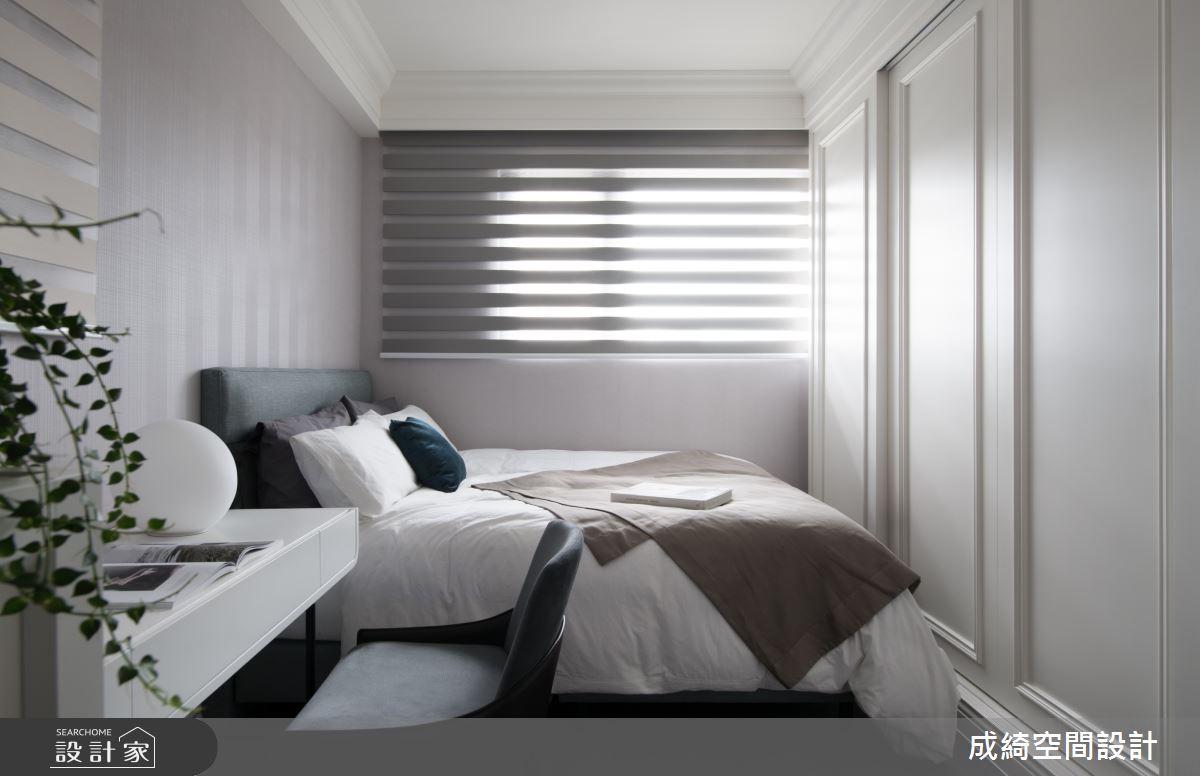42坪新成屋(5年以下)_美式風臥室案例圖片_成綺空間設計有限公司_成綺_13之22