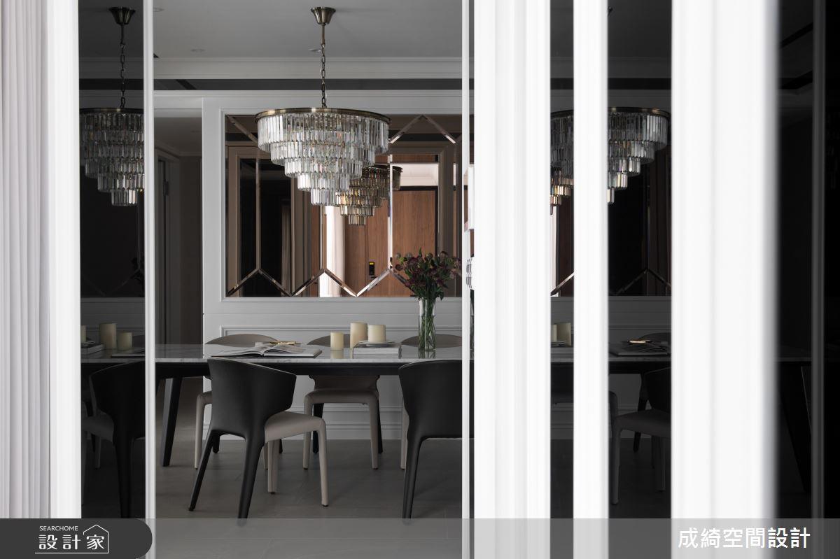 新成屋(5年以下)_奢華風餐廳案例圖片_成綺空間設計有限公司_成綺_14之2