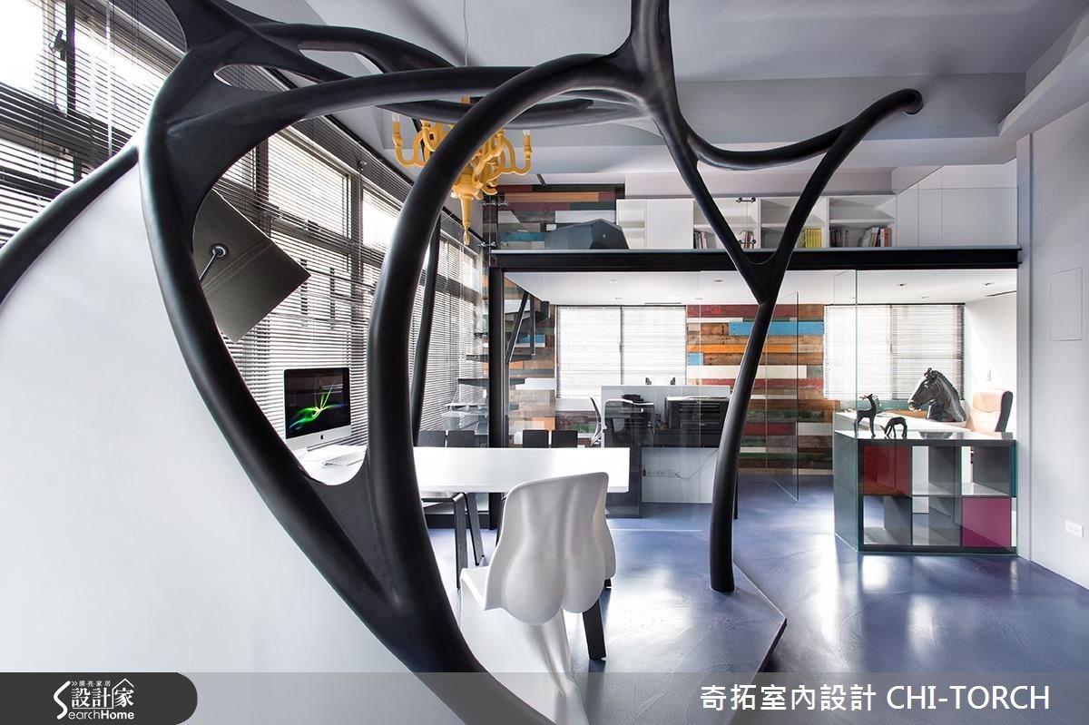 20坪中古屋(5~15年)_前衛風案例圖片_奇拓室內設計 CHI-TORCH_奇拓_01之3