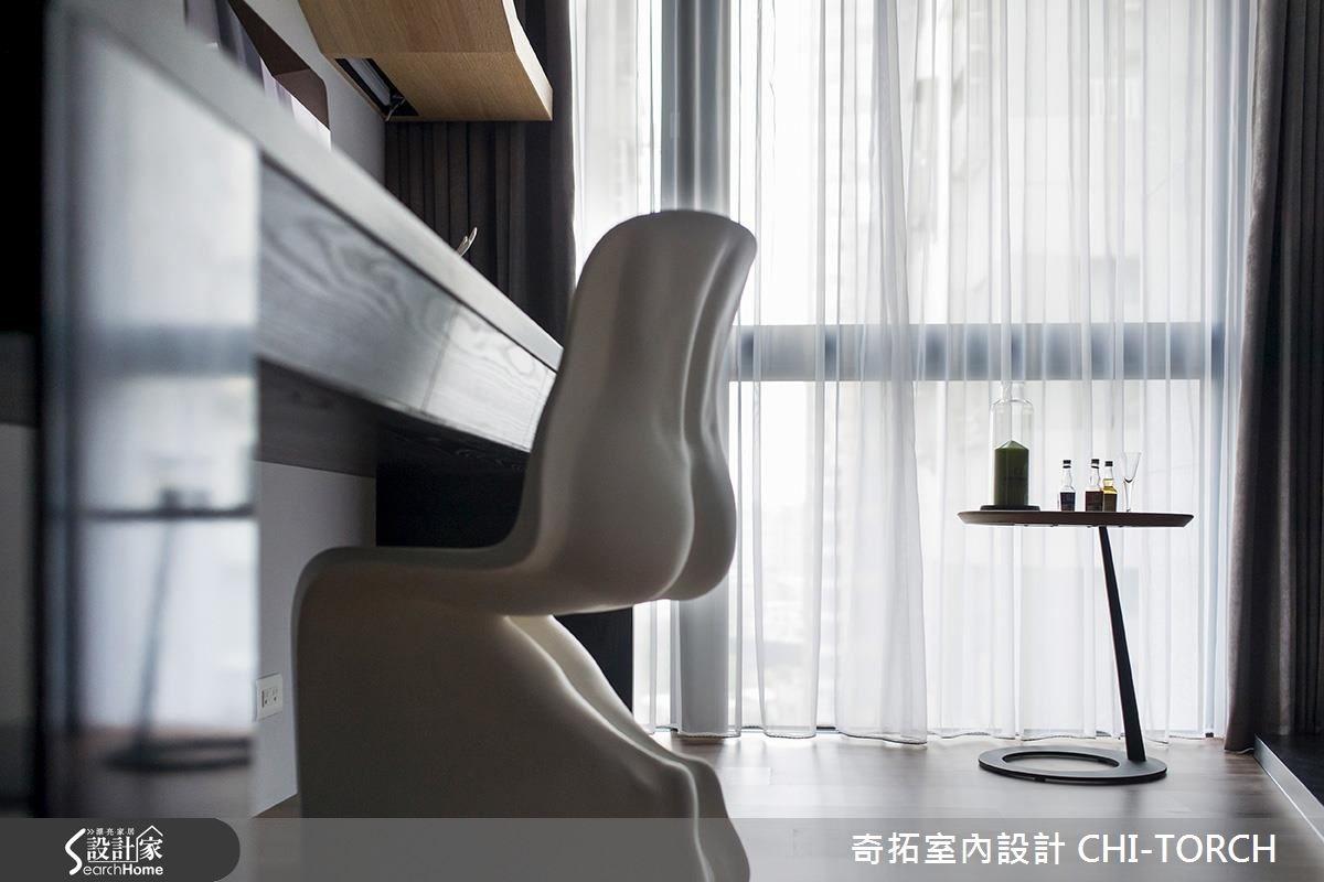 36坪新成屋(5年以下)_混搭風案例圖片_奇拓室內設計 CHI-TORCH_奇拓_02之5