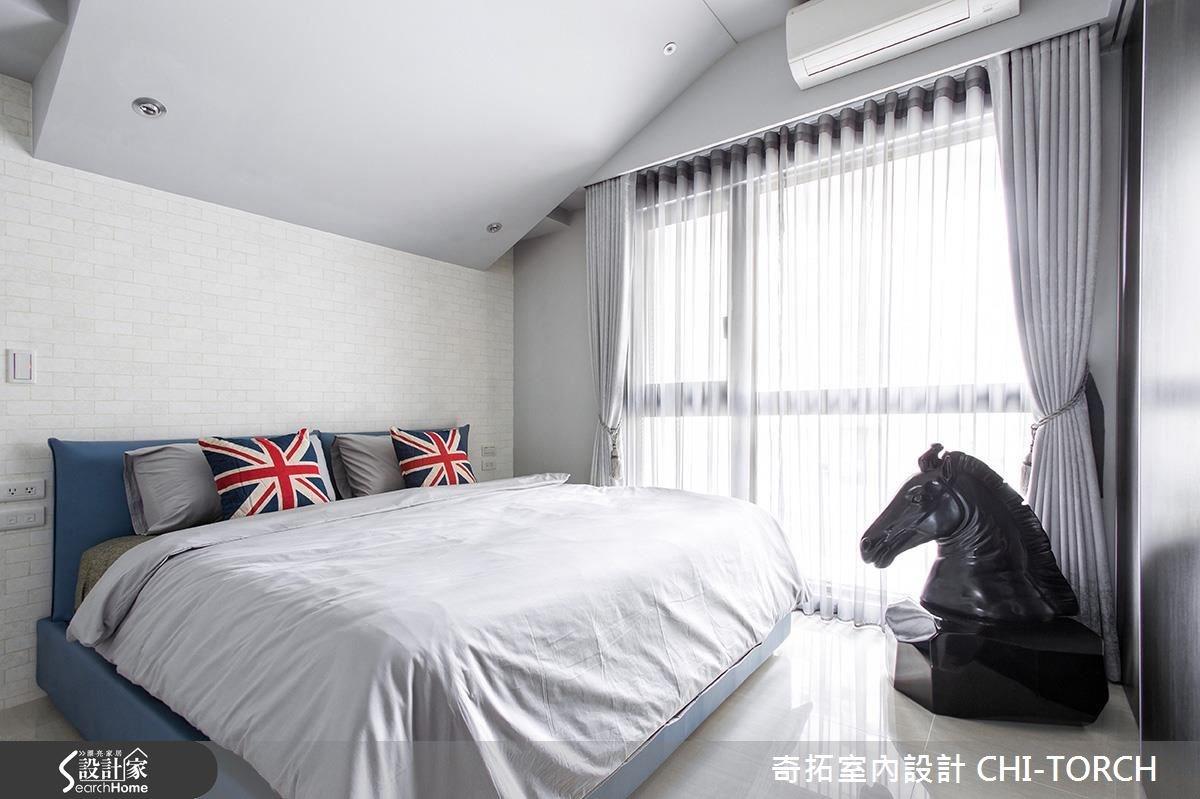 36坪新成屋(5年以下)_混搭風案例圖片_奇拓室內設計 CHI-TORCH_奇拓_02之9