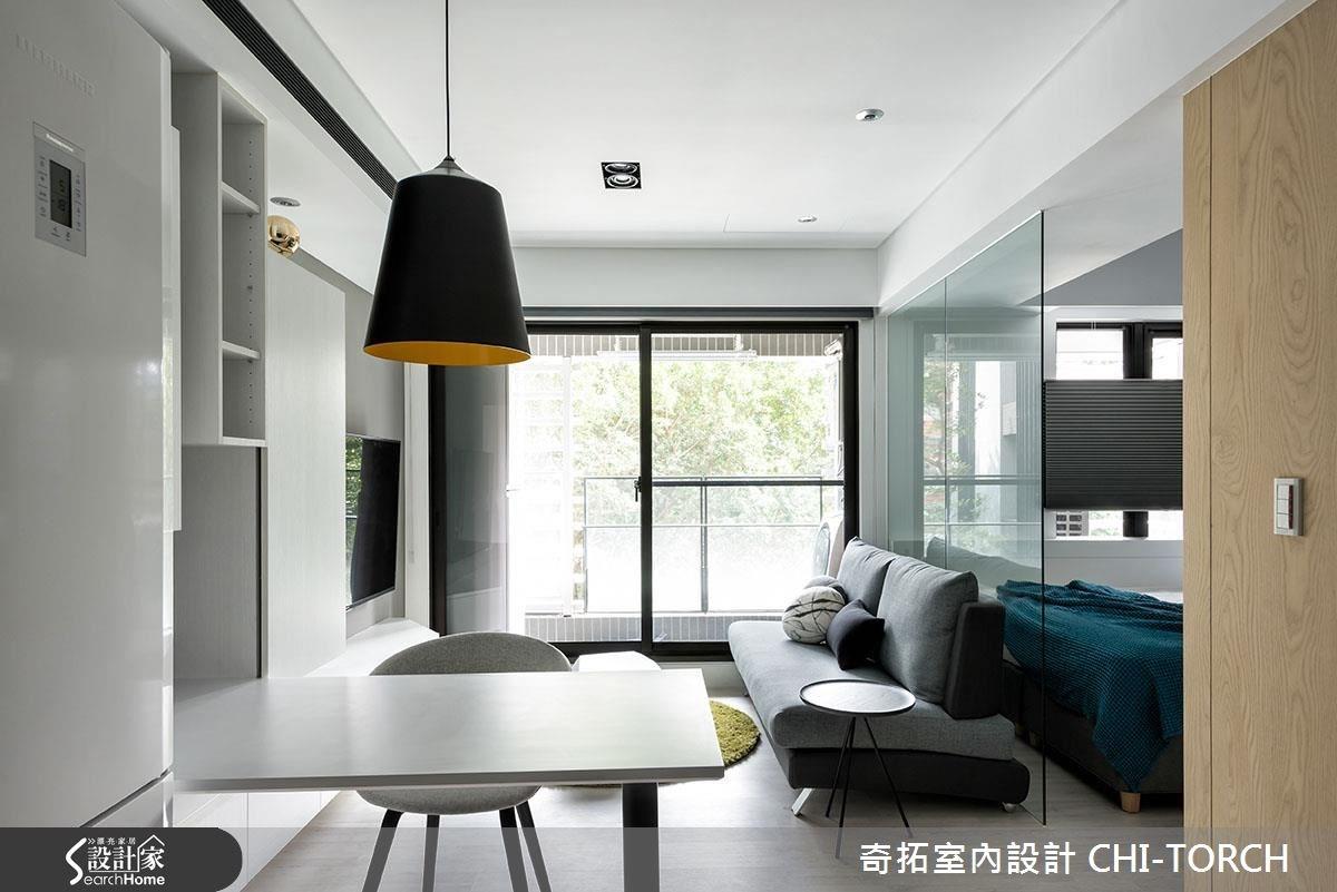 15坪新成屋(5年以下)_混搭風案例圖片_奇拓室內設計 CHI-TORCH_奇拓_05之4