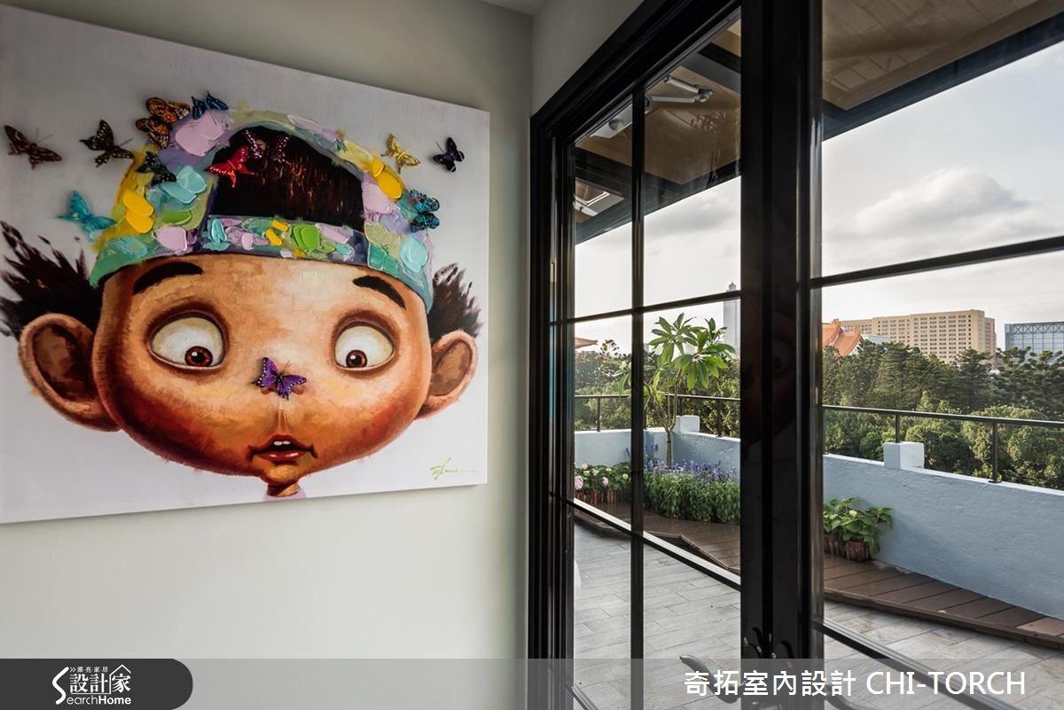 40坪老屋(16~30年)_混搭風案例圖片_奇拓室內設計 CHI-TORCH_奇拓_07之8