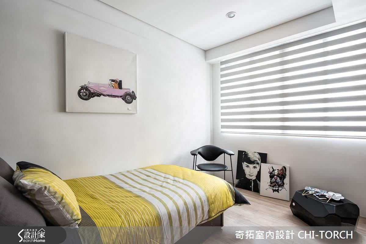26坪老屋(16~30年)_現代風臥室案例圖片_奇拓室內設計 CHI-TORCH_奇拓_08之10