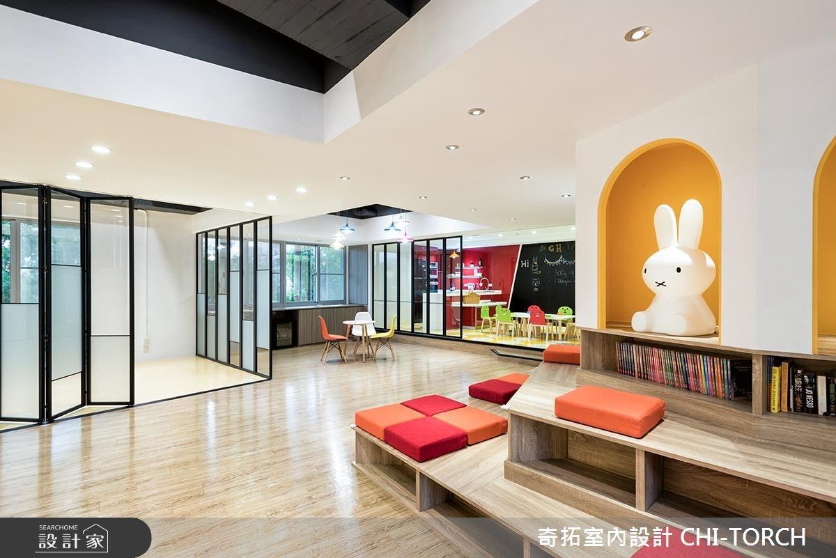 80坪中古屋(5~15年)_現代風商業空間案例圖片_奇拓室內設計 CHI-TORCH_奇拓_13之4