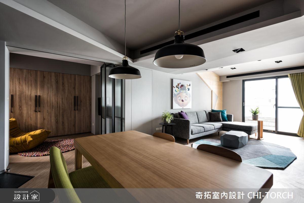 30坪老屋(16~30年)_現代風餐廳案例圖片_奇拓室內設計 CHI-TORCH_奇拓_15之8