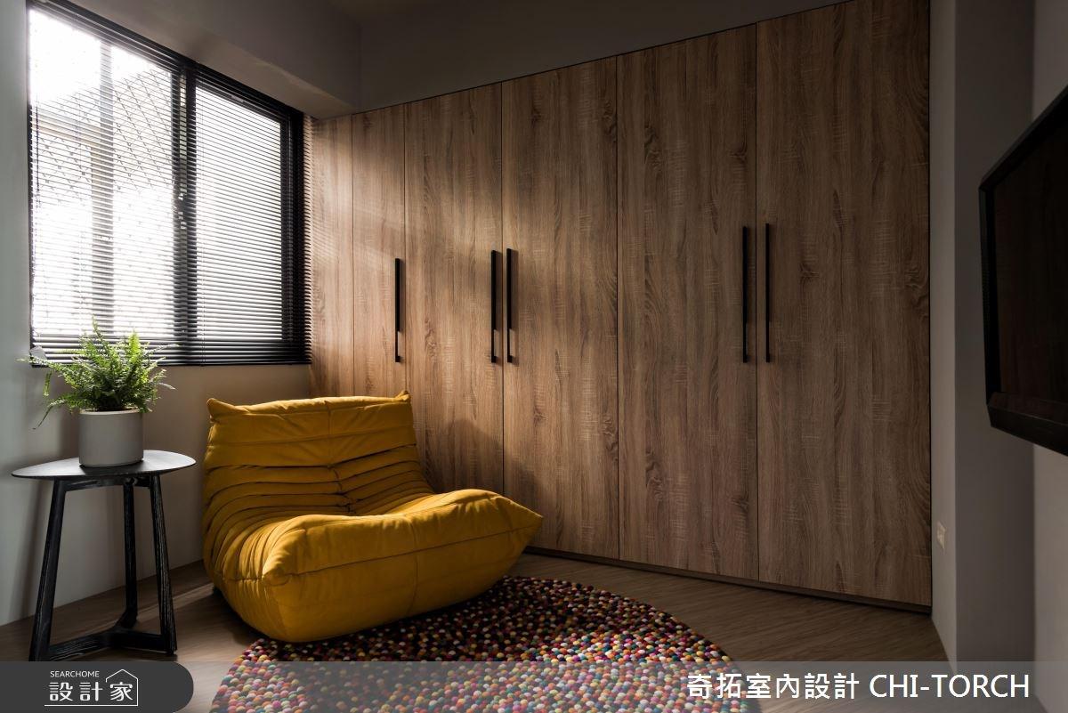 30坪老屋(16~30年)_現代風多功能室案例圖片_奇拓室內設計 CHI-TORCH_奇拓_15之9