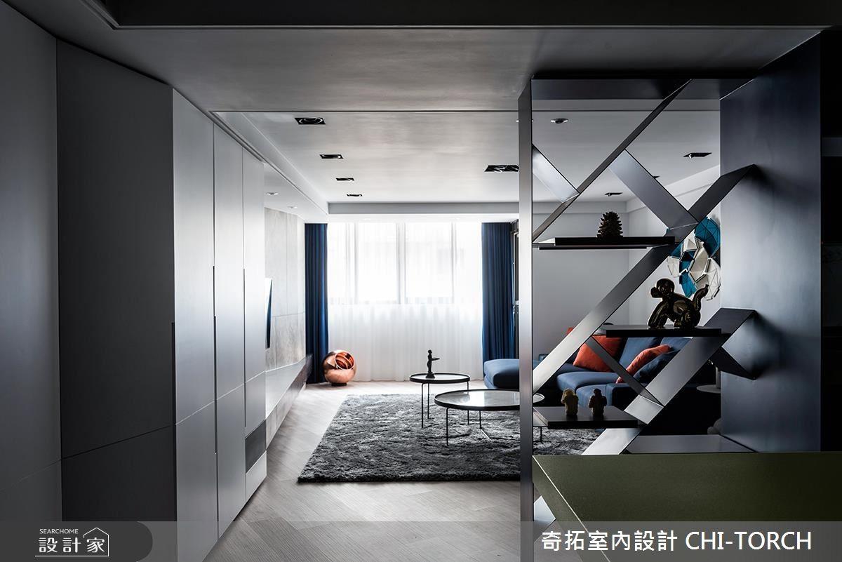 30坪老屋(16~30年)_現代風客廳案例圖片_奇拓室內設計 CHI-TORCH_奇拓_19之2