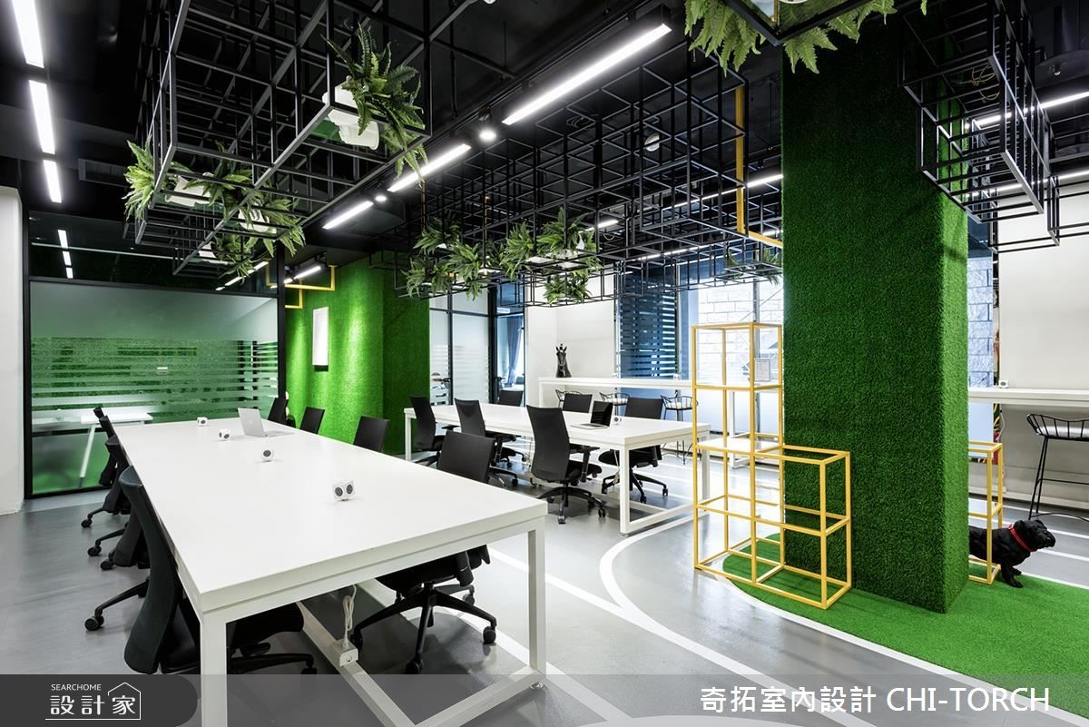 41坪中古屋(5~15年)_現代風商業空間案例圖片_奇拓室內設計 CHI-TORCH_奇拓_21之5