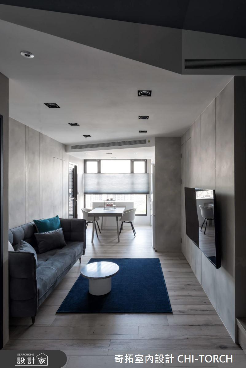 17坪新成屋(5年以下)_現代風客廳案例圖片_奇拓室內設計 CHI-TORCH_奇拓_22之1