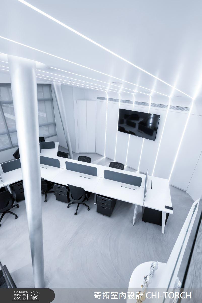 28坪新成屋(5年以下)_未來科技風商業空間案例圖片_奇拓室內設計 CHI-TORCH_奇拓_25之4