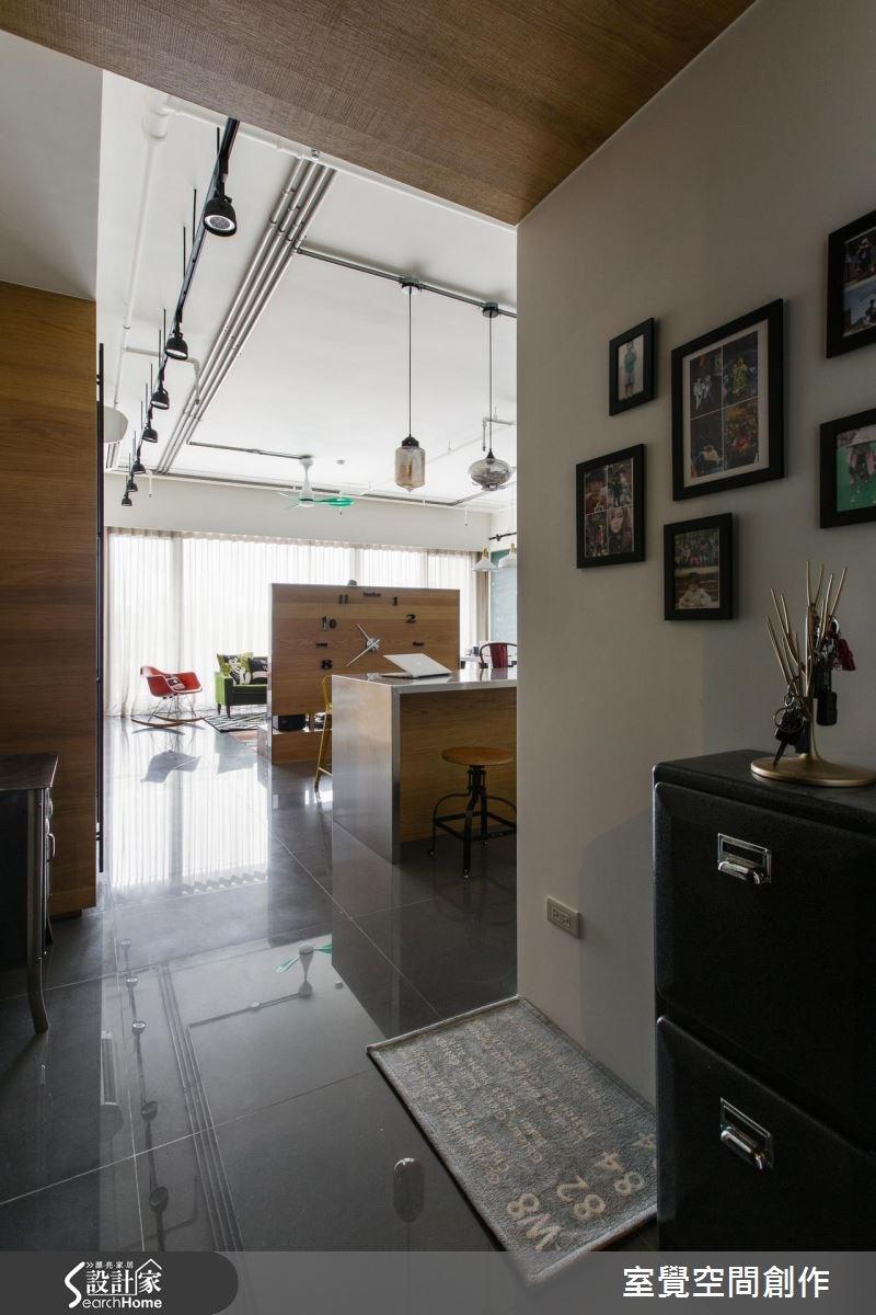 28坪新成屋(5年以下)_工業風案例圖片_室覺空間創作_室覺_02之1
