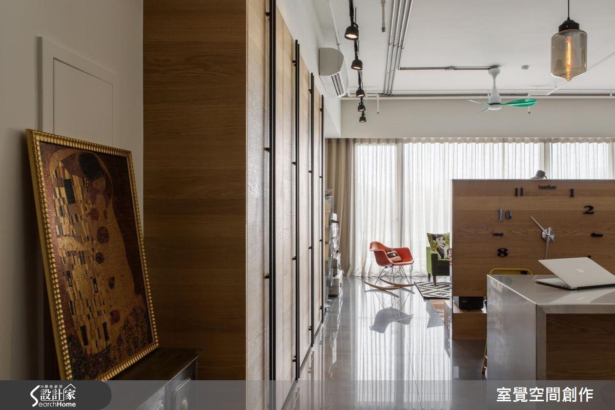 28坪新成屋(5年以下)_工業風案例圖片_室覺空間創作_室覺_02之3
