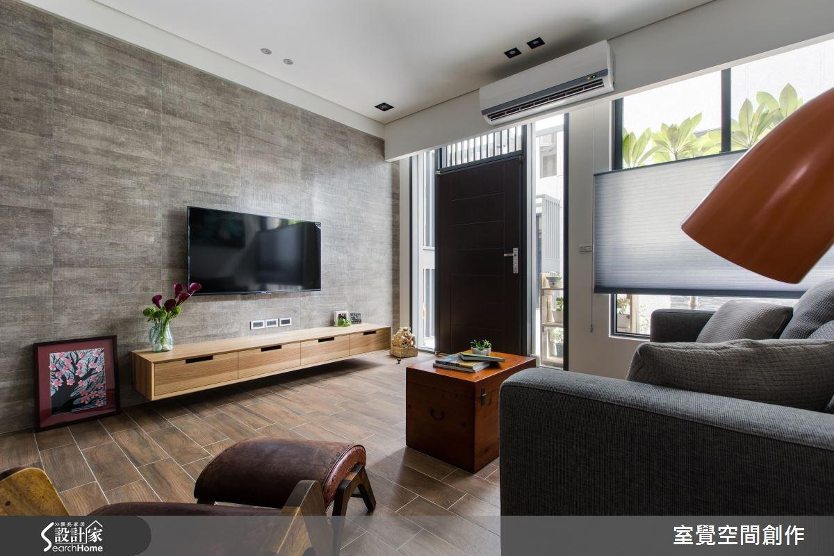 30坪新成屋(5年以下)_現代風案例圖片_室覺空間創作_室覺_06之1