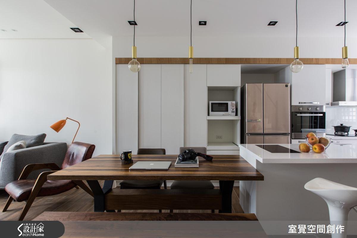 30坪新成屋(5年以下)_現代風案例圖片_室覺空間創作_室覺_06之8