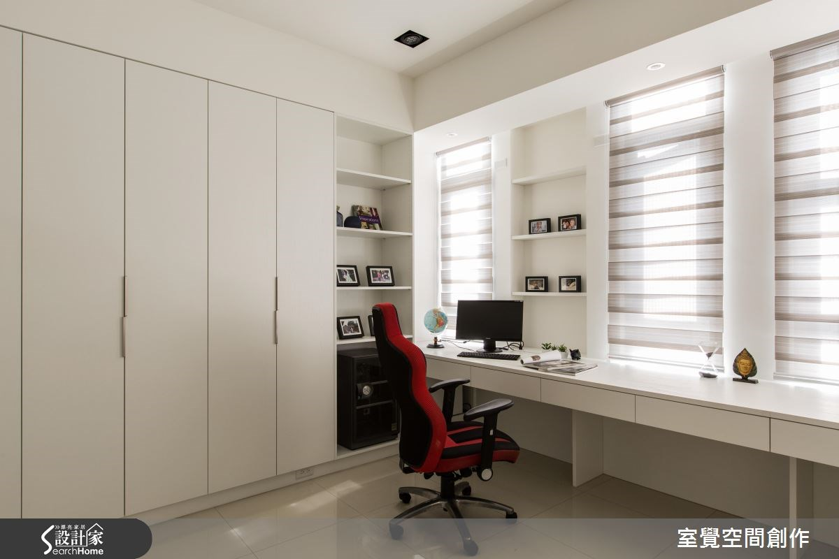 30坪新成屋(5年以下)_現代風案例圖片_室覺空間創作_室覺_06之9