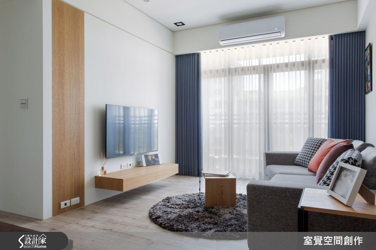 18坪新成屋(5年以下)_現代風案例圖片_室覺空間創作_室覺_07之1