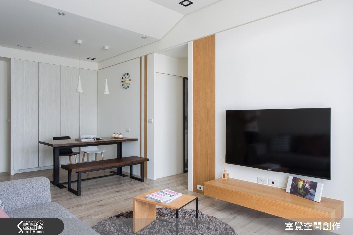 18坪新成屋(5年以下)_現代風案例圖片_室覺空間創作_室覺_07之2