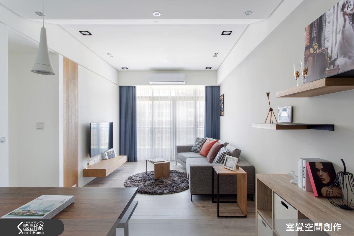 18坪新成屋(5年以下)_現代風案例圖片_室覺空間創作_室覺_07之4