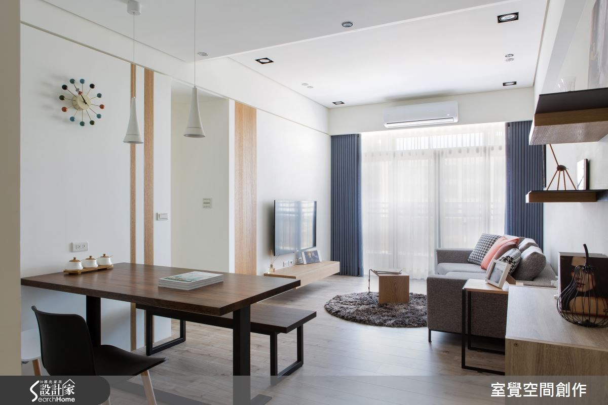 18坪新成屋(5年以下)_現代風案例圖片_室覺空間創作_室覺_07之5