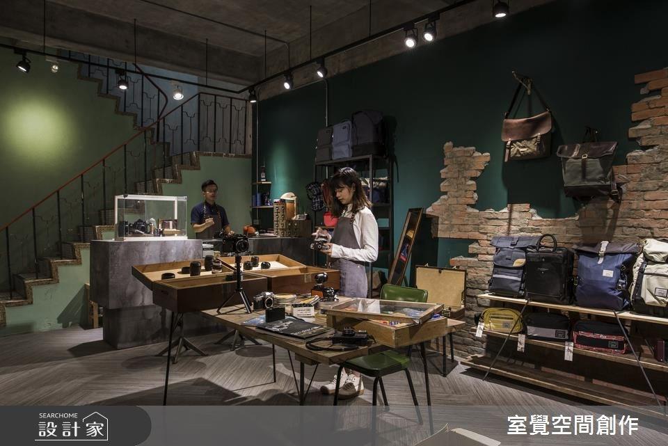 15坪老屋(16~30年)_工業風商業空間案例圖片_室覺空間創作_室覺_16之6