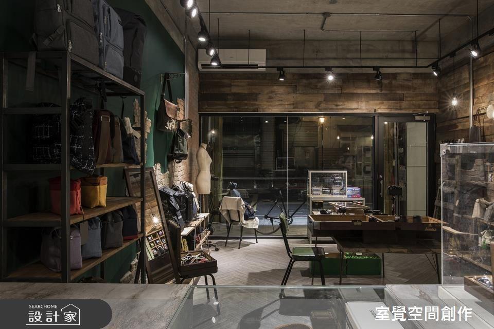 15坪老屋(16~30年)_工業風商業空間案例圖片_室覺空間創作_室覺_16之9